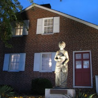 Jennie Wade House - 1st official place I investigated in November 2007